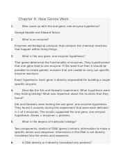 Principles of Biology Ch 4 How Genes Work Study Guide (1).docx