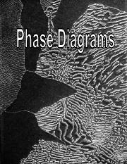 Phase Diagrams and Heat Treatments