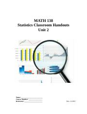MATH 138 Packet 2015Rev - Unit 2.docx