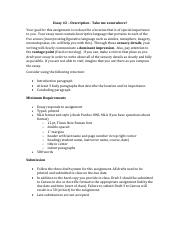 Essay 2 - Description.pdf