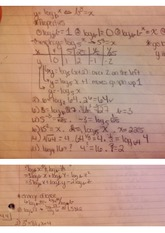 Logarithm Notes
