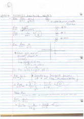 MTH121 notes 10