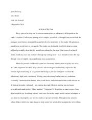 Writing With Style Essay.pdf