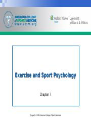 Exercise and Sport Psychology_SV.ppt