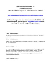 222052254-CIS-517-Discussion-Questions-A-Graded-Answers-docx