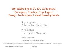 SoftSwitching_Lecturenotes.pdf
