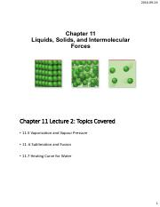 Chapter 11 Lecture 2