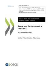 Trade and Environment at the OECD 2008