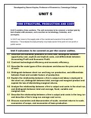 How do we calculate average fixed cost Why does average ...