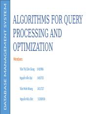 Nhóm 8 algorithms for processing and optimization.pptx