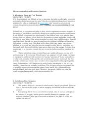 Microeconomics Podcast Discussion Questions.docx