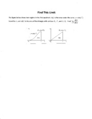Find This Limit Problem