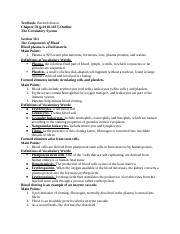 Biology-Chapter 50 Outline.docx