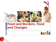 Food and Borders Food and Change_ch2