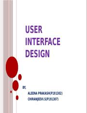 User interface design.pptx