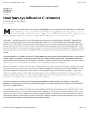 Reading3 How Surveys Influence Customers - HBR.pdf