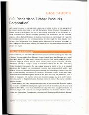 b r richardson timber products inc case analysis Parties, docket activity and news coverage of federal case in-depth test llc v maxim integrated products inc, case number 1:14-cv-00887, from delaware court.