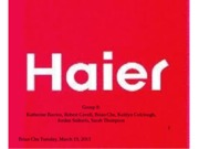 Haier_Case_Study's_Fourth_Revised_PowerPoint_Presentation
