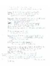 MATH 244 Lecture 8 Notes
