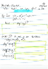 MATH 001 Fall 2013 Polynomial Lecture Notes