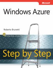 Windows Azure Step by Step - R. Brunetti (MS, 2011) WW.pdf