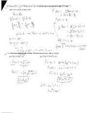 Proving Functions Inverse Test