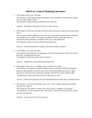 Creating a thesis statement worksheet
