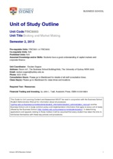 UoS_Outline_FINC6003_SEM2_2013_approved