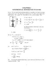 analytic mechanics 7E ch5