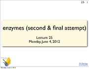Lecture 25 on Statistical Mechanics