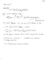 Homework C Solutions on Quantum Many-Body Theory