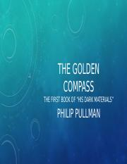 THE GOLDEN COMPASS - BACKGROUND.pptx