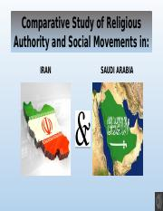 Comparative Study of Religious Authority and Social Movements.pptx