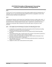 Tutorial 8 - Joint Products and Byproducts(3).pdf