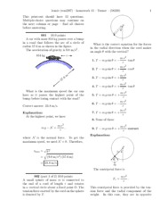 hw12 - lenoir(wml297 homework 12 Turner(58220 This print-out