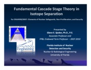 Cascade-Stage-TheoryRev1