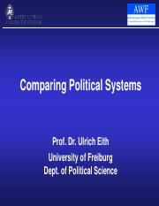 UCD+2014+Comparing+Polit+Systems
