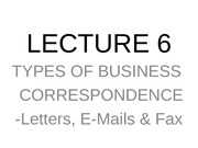 Lecture_8-Letters_Email_Fax