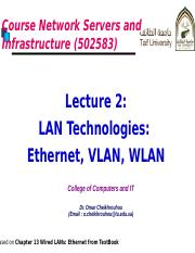 2017-lecture 2_(LAN technologies Ethernet VLAN and Wi-Fi).pptx