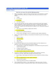 NOS 130-Lesson 19 Knowledge Assessment-Blank.docx
