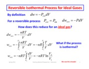 Situations Involving Ideal Gases part 2