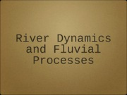 GEOL_0800_Rivers_Fluvial_Processes