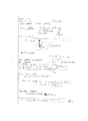 PHYSCS 31 F07 lecture notes: Vector multiplication operations