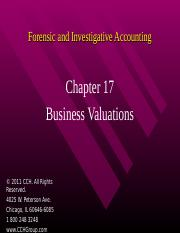 5Ed_CCH_Forensic_Investigative_Accounting_Ch17