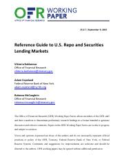 07_Repo Mkt Reference Guide 2015 OFR.pdf