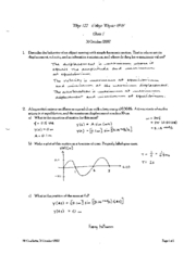 PHYS 122 quiz 5 solutions