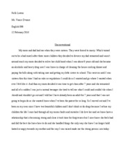 narrative paper 4