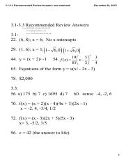3.1-3.3 Rec Review Answers new