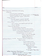 Indian Development Notes