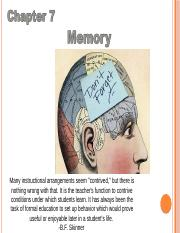 Chapter 7 Memory - Revised (2).pptx